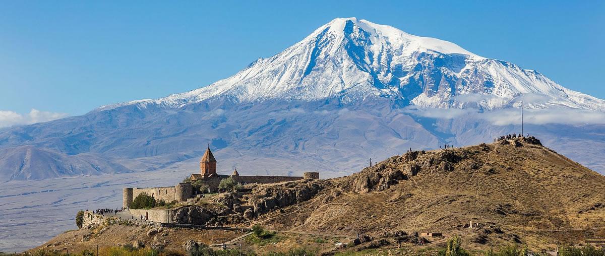 Khor Virap Armenia